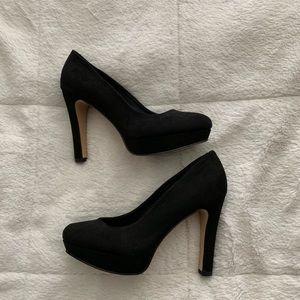Madden Black Heels